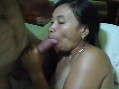 Grandma, Amateur, Asian, Compilation, Filipina, Granny