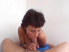 Busty Czech Babe Fucked Pov