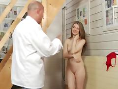 Old and Young, Beauty, Blowjob, Grandpa, Old and Young