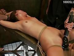 Busty amateur public sex