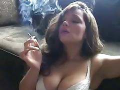 Smoking, Amateur, Smoking, Teen, Cigarette