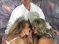 Sandra Foxxx - 3some with Diana&Horst