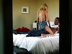 Boots, Blonde, Boots, Couple, Heels, Orgasm