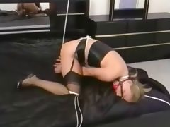Jacqueline Lovell Bondage In The Bedroom