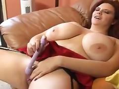 Chubby and busty mature fucks with ebony male