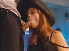 Krystal De Boor Does Sex With Three Men At Private