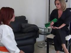 Karate Girls Feet Worship