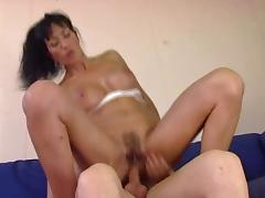 Italian Milf to Die for .. loves anal 2