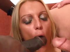 Angry, Amateur, Angry, Blonde, Cumshot, Double