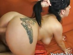 Brenda Boop anal ripped with hard dick