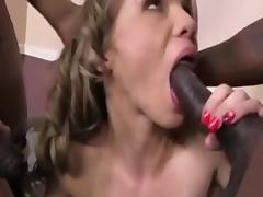 Porn newbie gets IR GB creampied and interviewed