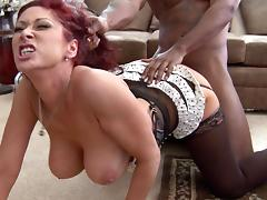 Tiffany Mynx - Door to Door Dick