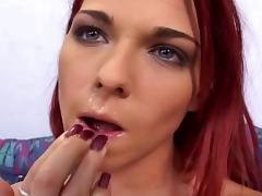 Simony Diamond - Asshole For  Three
