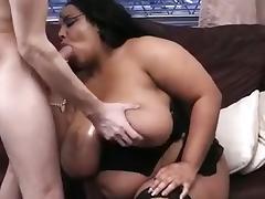 Black BBW, BBW, Big Cock, Big Tits, Black, Boobs