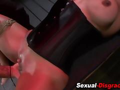 ### gets bdsm toyed