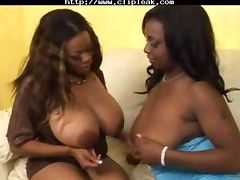 Ms Panther Black Girl girl Scene