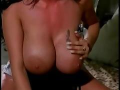 Vintage big boobs superstars