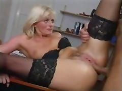 Italian Blond Anal Milfs 2 Scenes
