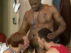 Black Orgy, Gay, Group, Orgy, Threesome, 3some