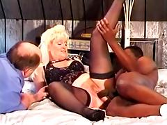 mature JanB - cuckold Frankie back for more