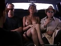 Naughty and horny couple fuck hardcore in hot orgasm