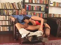 Anal Fick - Frances vs. Horst Baron