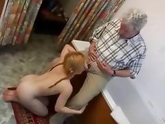 Dad and Girl, Amateur, Fucking, German, Grandpa, Hairy