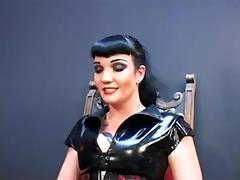 Emo German mistress