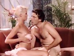 Seka, John Leslie in platinum blonde goddess of classic porn Seka