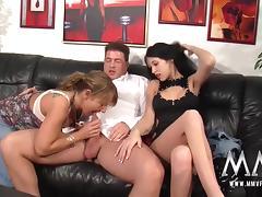 mmv films amateur mature threesome