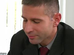 21Sextury Video: No Time for Paperwork