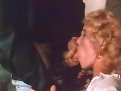 Shauna Grant, Ron Jeremy, Jamie Gillis in classic porn clip