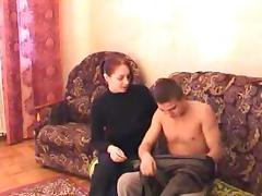 Teen couple fuck like it's the last day of their lives