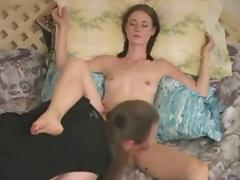 Old and Young, Blowjob, Fucking, Hairy, Mature, Old