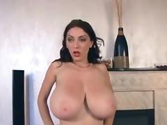 Busty Merilyn Sakova - Movie, Part 1