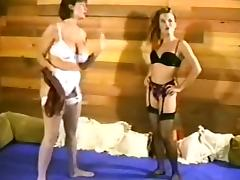 More Retro Naked Wrestling (requested)
