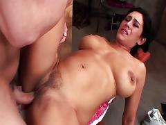 Mature Big Tits, Big Cock, Big Tits, Blowjob, Boobs, Brunette