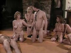 Ginger Lynn Allen, Tom Byron, Pamela Jennings in vintage xxx site