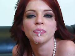Compilation video of amateurs stripping sucking and swallowing