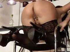 Benita Milano - Die Chefin wills anal
