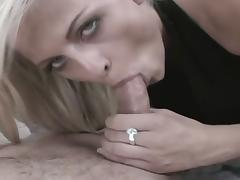 Intense facial for a after hardcore pussy pounding