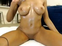 EbonY CreamY PussY 487