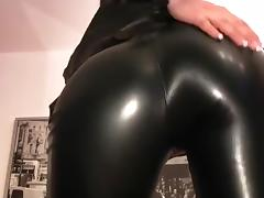 Leather, Latex, Leather, Tease