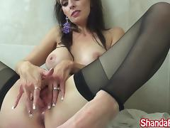 Kinky Milf Shanda Fay Gets Fucked in Hotel & Squirts!