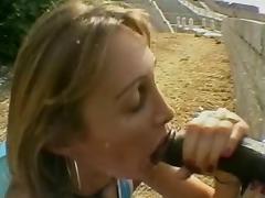 Partie de baise en public