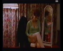 Julie Graham Black Bra, Undress Side Nude. Hot!