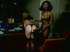 1988 porn with these kinky lesbians rubbing and eating pussy