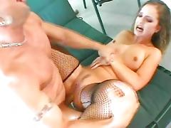 Horny babe makes that dick her fuck machine