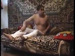 BBW russian threesome