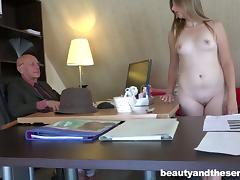 Audition, Audition, Casting, Couple, Hardcore, Nude
